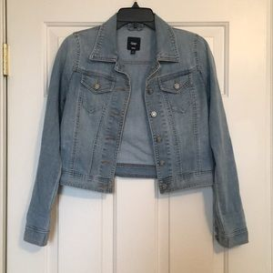 Gap Jean jacket size extra small
